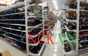 Xu hướng dùng kệ siêu thị năm 2015