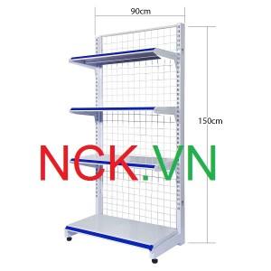 Giá kệ đơn siêu thị 90cm – 150cm